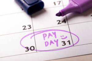 payroll calendar advice for small business