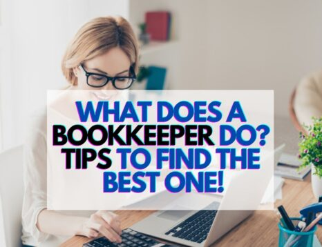What Does A Bookkeeper Do