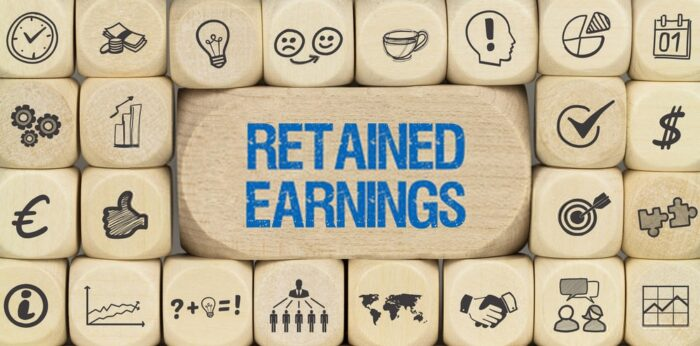 how to calculate retained earnings