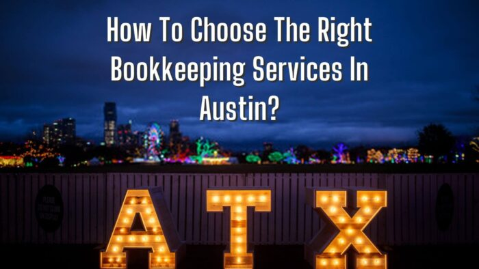 Online bookkeeping services In Austin